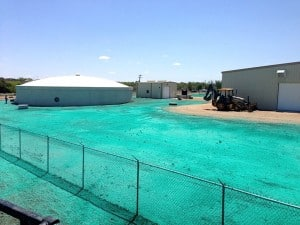 Commercial Hydromulch in Fort Worth