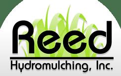 Reed Hydromulching Inc. Logo
